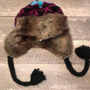 Billabong Furlined Winter Hat One Size